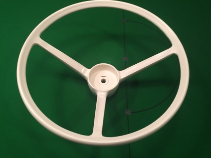 Refurbished steering wheel