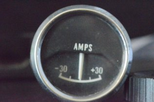 AMPS Gauge Before