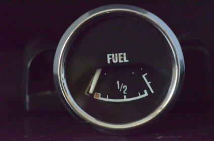 Fuel Gauge After
